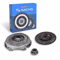 Kit Embreagem A10 / C10 / C14 / C15 - Sachs 6329