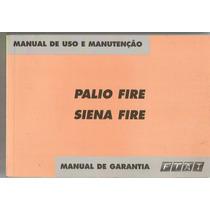 Manual Proprietário Palio Ou Strada Fire 2003