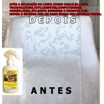 Limpa Couro Carpete Forros De Teto De Porta Etc. 250 Ml