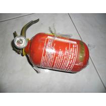 Casco De Extintor 1 Kilo P/ Carro,vans, Embarcações (yanes)