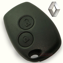* Capa Chave Telecomando Alarme Renault Sandero Logan Duster