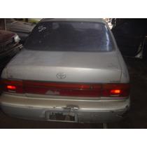 Acabamento Inferior Lanterna Traseira Ld Toyota Corolla 1993