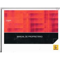 Manual Proprietário Renault Logan 2010 2011 Original