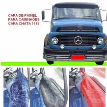 Capa De Painel Para Caminhão Mb Cara Chata 1113