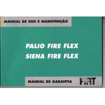 Manual Proprietário Palio Siena Strada Fire 2006 2007