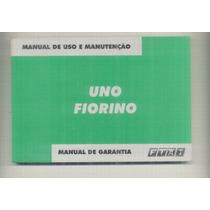 Manual Proprietário Fiat Uno Mille 2005 C/suplementos E Bols
