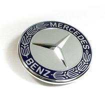 Emblema Capô Original Mercedes 560sec/ Slk230/ L320/ S600