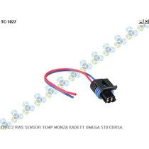 Chicote 2 Vias Sensor Temperatura Omega S10 Corsa