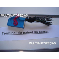 Terminal Chicote Do Painel Do Corsa E Montana Celta Prisma