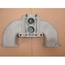 Carburador (coletor P/ Solex 34seie 4cil.gas.)