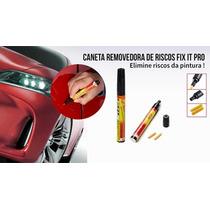 4 Canetas Tira Riscos Arranhão Carro Fix It Pro Frete Grátis