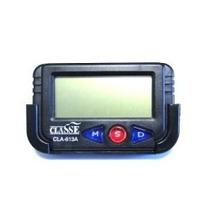 Relógio Digital Cronômetro Para Carro Portátil Painel Classe