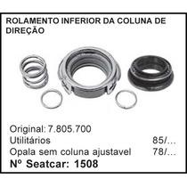 Rolamento Inferior Da Coluna Direção - Opala, Acd-10/20
