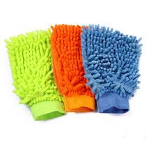 Luva Em Microfibra Para Limpeza Do Carro Da Casa Em Geral