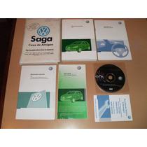 Manual Do Proprietário Gol Edição 2008 - Original Volkswagem