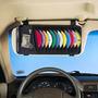 Porta Cd Carro Quebra Sol 10 Cds Compre 1 Leve 2 + Frete Off