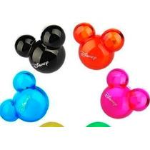 Aromatizador Perfume Para Carros Mickey Disney-preto