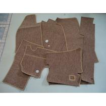 Carpete Boucler Assoalho Variant / Brasilia / Tl 2 Portas