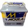 Bateria Carro Moura 48 Ah Free Com 18 Meses De Garantia