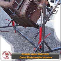 Projeto Auto Rotisserie Carro Restauração De Auto Lataria
