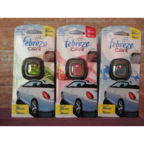 Kit Com 2 Odorizantes Para Carro Febreze Car