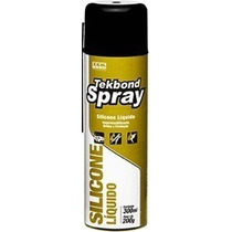 Sicone Spray Para Veículos Barcos Painéis 300 Ml Kit Com 6 .