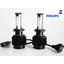 Lâmpada H27 Farol Led Philips 30watt 3000lm 5000~8000k 12~24