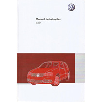 Manual Proprietário Gol 2009 2010 Original C/suplementos