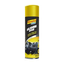 Silicone Spray 400ml Esteiras Carro Móvel Couro Plastico