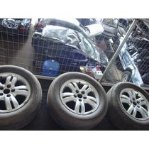 Jogo De Rodas Originais Hyundai Tucson + Pneu