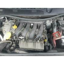 Motor Parcial Do Megane Cartao 2008 2.0 16v
