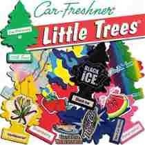 Aromatizantes Little Trees Para Carro