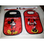 Lixeira Lixo Carro - Mickey/minnie