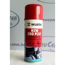 Hsw 200 Higienizador De Ar Condicionado Wurth 200ml S/ Aroma