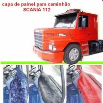 Capa De Painel Para Caminhão Scania 112