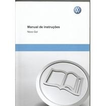 Manual Proprietário Novo Gol G6 2013 Original E Completo