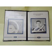 Manual Proprietario Original - Ford Ka 1997 Completo