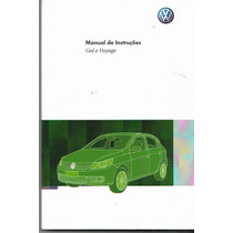 Manual Proprietário Gol E Voyage G5 2009 Original