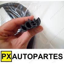 Kit Borracha Porta Gol Parati G2 G3 G4 Corsa Kadett 2 Portas