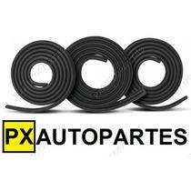 Kit Borracha Porta Golf 4 Portas 2001 Diante - (2 Unidades)