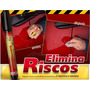 Caneta Tira Riscos Automotivo Moto - Fix It Pro Original