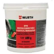 Revitalizador De Plastico E Borrachas Wurth 680g Balde