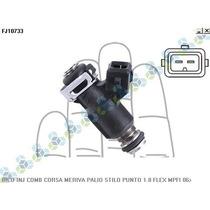 Bico Injetor Combustivel Corsa Meriva 1.8 Flex - Delphi