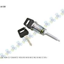 Cilindro De Ignição Com Chaves Volvo Nl10 81/... - Marzu