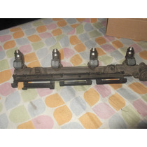 Bico Injetor Com Flauta Gol 1.0 16v Power 2004 Gasolina