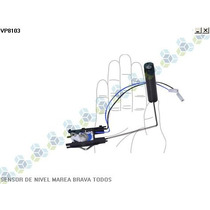 Sensor De Nivel Combustivel Marea Brava Todos - Vp