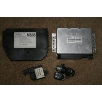 Kit De Imobilizador+modulo+chave Porsche Boxter 2.5 96-99