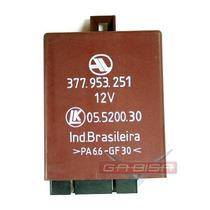 Modulo Central D Vidro Eletrico 377953251 P Vw Gol Santana