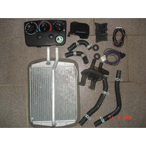 Kit Ar Quente Fiesta Ou Courier Completo Original Ford