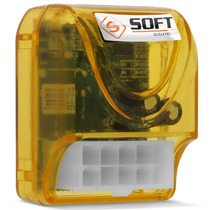 Modulo Centralina P/ Trava Eletrica Soft Dual Lock Universal